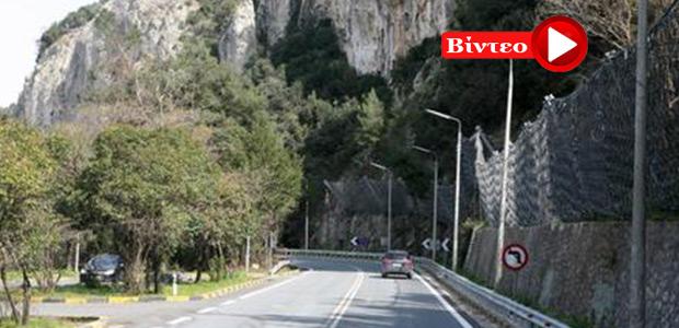 Εντυπωσιακό βίντεο για το νέο αυτοκινητόδρομο στα Τέμπη