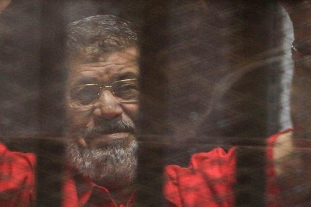 Το Ανώτατο Δικαστήριο της Αιγύπτου ακύρωσε τα ισόβια στον Μόρσι