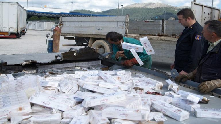 Αθώος ο αντιπεριφερειάρχης Χαλκιδικής για την αδειοδότηση «εργοστασίου» λαθραίων τσιγάρων