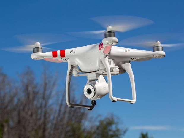 Προσγειωμένο drone με χασίς στις φυλακές Λάρισας
