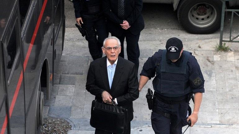 «Απορρίπτετε για τρίτη φορά αίτηση του Άκη Τσοχατζόπουλου για αποφυλάκιση
