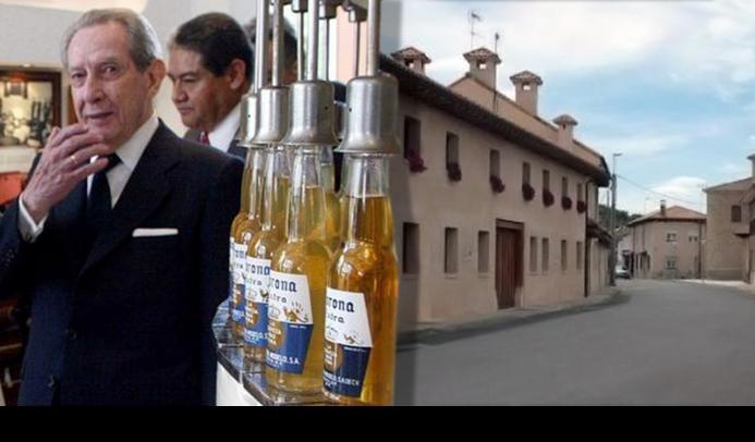 Οι κάτοικοι ισπανικού χωριού έγιναν εκατομμυριούχοι μετά το θάνατο του ιδρυτή της Corona