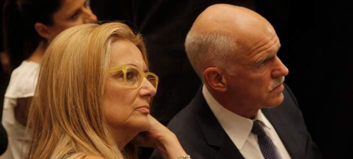 Δεν παίρνει διαζύγιο ο Γιώργος Παπανδρέου από τη σύζυγό του, Αντα