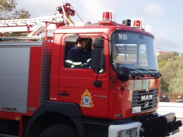 Κινδύνευσε ηλικιωμένη από φωτιά σε σπίτι της Σκιάθου