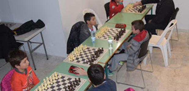 Τουρνουά Γρήγορου Σκακιού