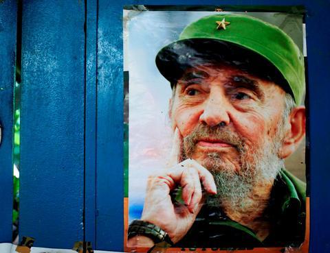 Αποτεφρώθηκε η σορός του Φιντέλ Κάστρο