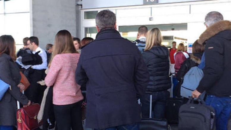 Συναγερμός στο Μπορντό της Γαλλίας: Εκκενώθηκε το αεροδρόμιο