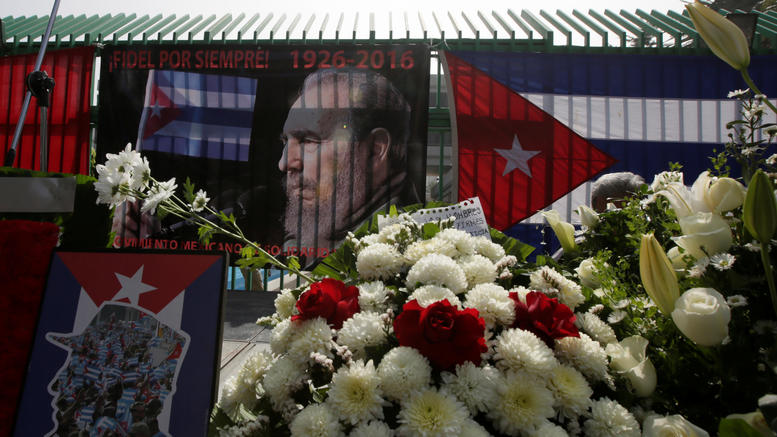 Πολυήμερες εκδηλώσεις στη μνήμη του Φιντέλ Κάστρο