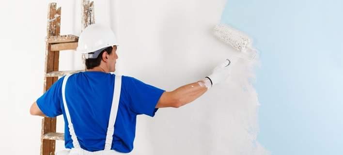 Βάφεις τους τοίχους με θερμοηλεκτρική βαφή και έχεις ρεύμα