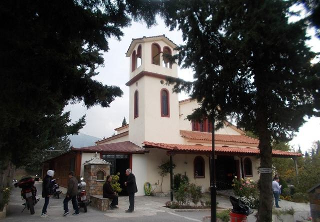 Πανηγυρίζει ο Ναός του Αγίου Ανδρέα Φυτόκου