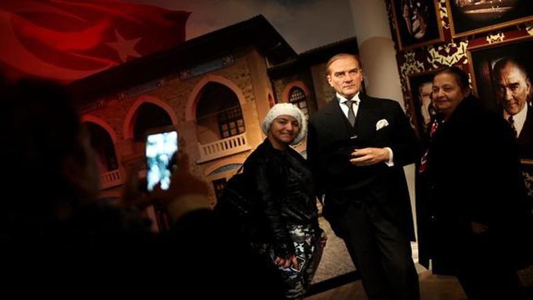 Κωνσταντινούπολη: Άνοιξε μουσείο κέρινων ομοιωμάτων