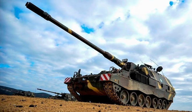 H ΧΙΙ Mηχανοκίνητη Μεραρχία Πεζικού εν δράσει... [εικόνες]