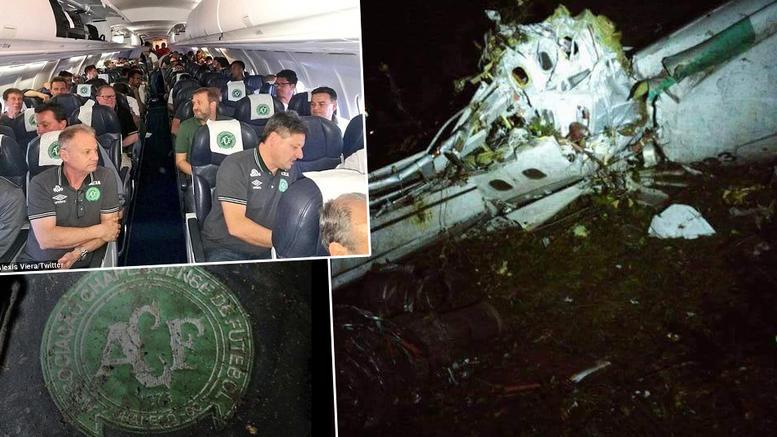 Κολομβία: Τελικός απολογισμός, 76 νεκροί και 5 επιζώντες από την συντριβή αεροσκάφους