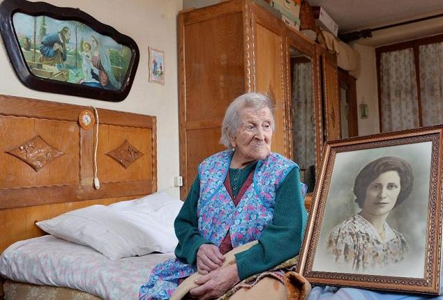 Η γηραιότερη γυναίκα στον κόσμο είναι Ιταλίδα και σβήνει σήμερα 117 κεράκια
