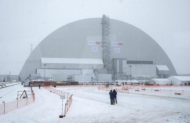 Ο θόλος που μας προστατεύει από νέο δυστύχημα στο Τσέρνομπιλ