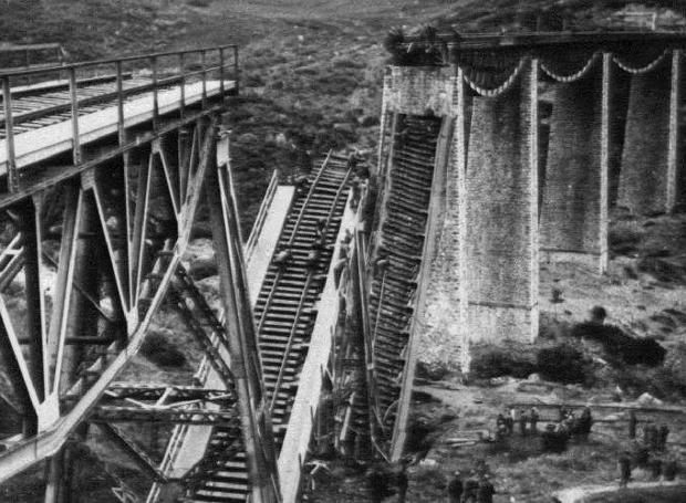 Εξόρμηση μνήμης στη γέφυρα Γοργοποτάμου