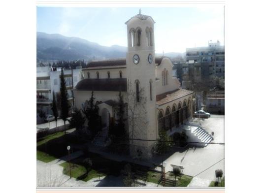 Πανηγυρίζει ο Ναός της Αγ. Βαρβάρας Ν. Ιωνίας
