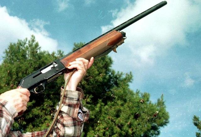 Κατείχε παράνομα κυνηγετικά όπλα