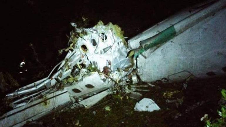 Κολομβία: Τα τελευταία δευτερόλεπτα πριν τη συντριβή - «Βοήθεια» ούρλιαζε ο πιλότος στον ασύρματο