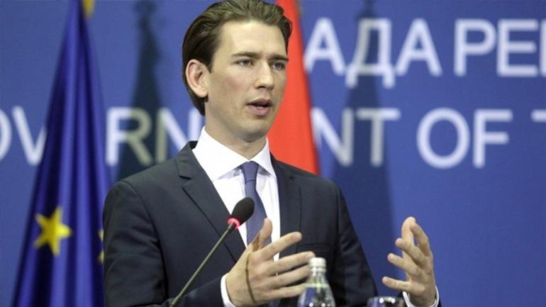 Αυστρία: Να βοηθήσουμε Ελλάδα και Ιταλία με περιφρούρηση των συνόρων