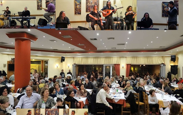 Βραδιά αλληλεγγύης στην Νέα Αγχίαλο