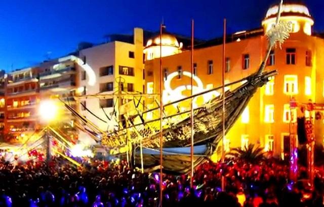 Οι εορταστικές εκδηλώσεις του Σαββατοκύριακου στο Βόλο