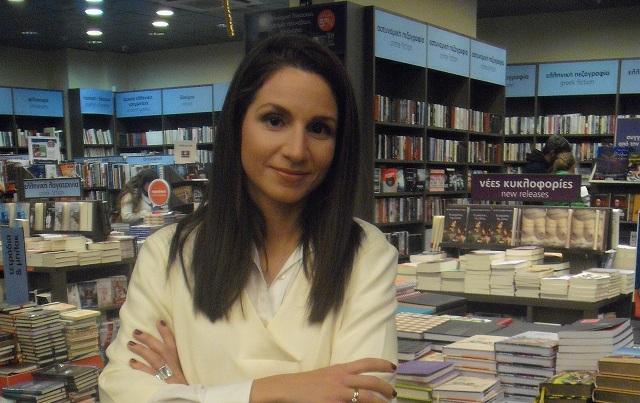 Δέσποινα Λούλη: Συγγραφέας με ευαισθησίες