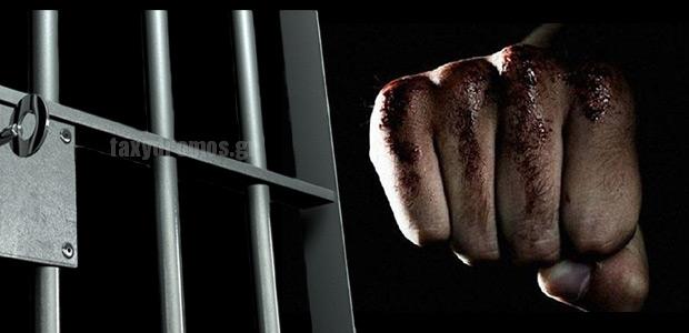 Στη φυλακή ο 41χρονος που ξυλοκόπησε τον πατέρα του