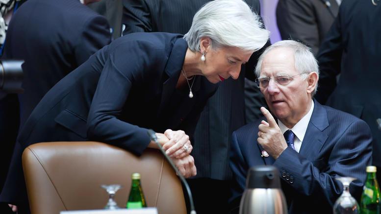 Αγρια κόντρα Ευρώπης και ΔΝΤ με φόντο το Ελληνικό πρόβλημα