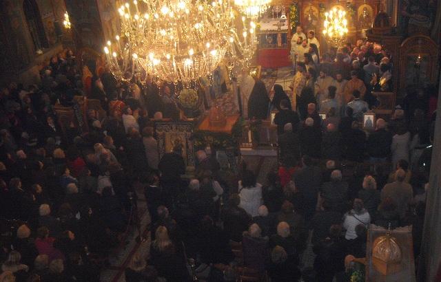 Ο Βόλος τιμά σήμερα τον Πολιούχο του Αγιο Νικόλαο