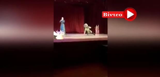 Σοκ: Xορευτής πεθαίνει επί σκηνής