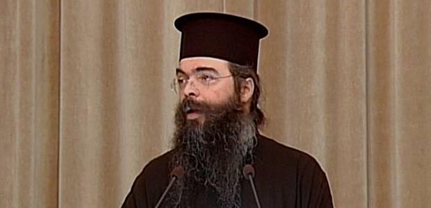 Ο π. Ανδρέας Κονάνος στο Βόλο