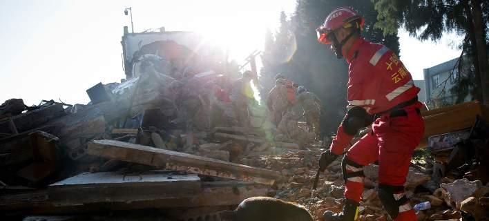 Σεισμός 6,1 Ρίχτερ στην Κίνα