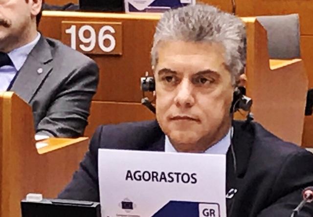 Ομιλία Κ. Αγοραστού στην Επιτροπή των Περιφερειών της ΕΕ