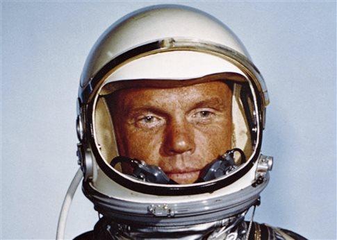 Πέθανε ο αστροναύτης - ήρωας των ΗΠΑ Τζον Γκλεν