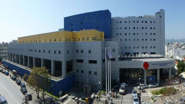 Διάλεξη ενημέρωσης στο Νοσοκομείο για τη γρίπη