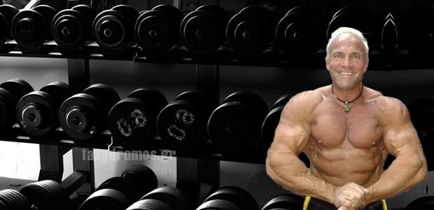 Eφυγε ο Βολιώτης bodybuilder Χρήστος Χειμώνας