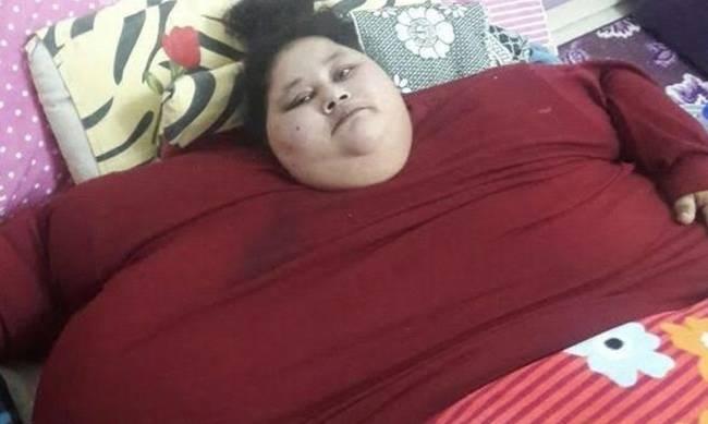 Η πιο υπέρβαρη γυναίκα στον κόσμο ζυγίζει 500 κιλά