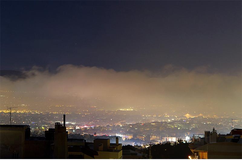 Καμπανάκι του υπουργείου Περιβάλλοντος για αιθαλομίχλη