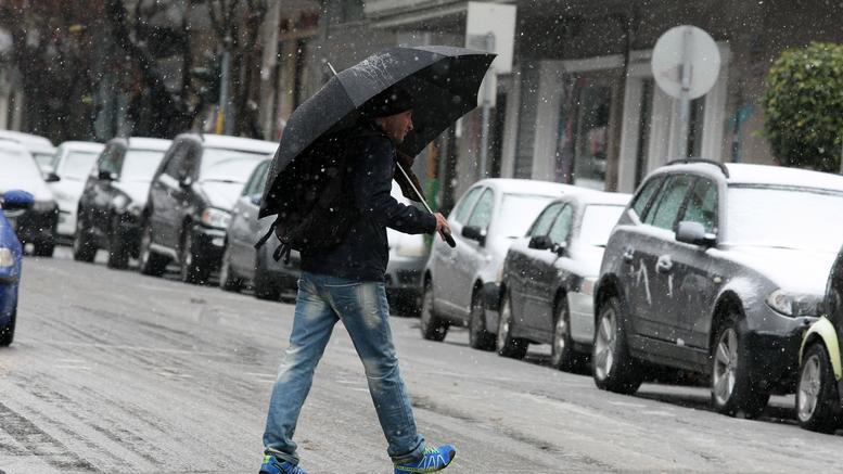 Aλλάζει ο καιρός: Πτώση της θερμοκρασίας και βροχές