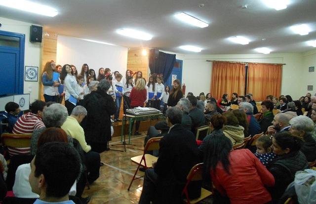 Το Ειδικό Σχολείο Αλμυρού τίμησε την Παγκόσμια Ημέρα ΑμεΑ