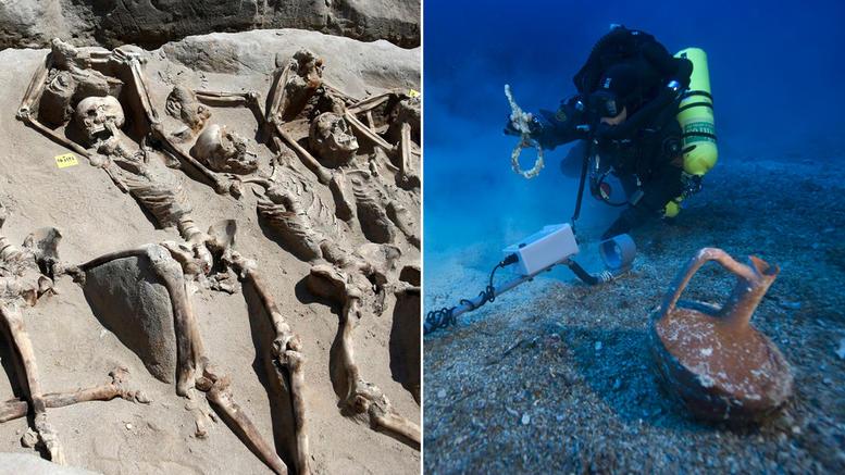 Δεσμώτες του Φαλήρου και Αντικύθηρα στο top 10 των αρχαιολογικών ανακαλύψεων του 2016