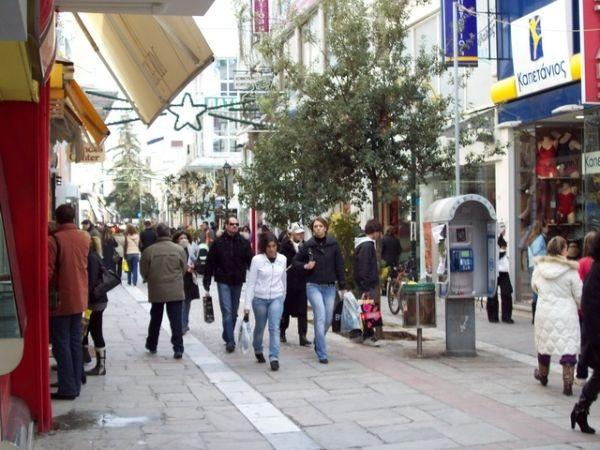 Δεύτερη Κυριακή ανοιχτά τα καταστήματα στο Βόλο