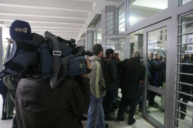 Ένταση και ματαιώσεις πλειστηριασμών στα δικαστήρια Θεσσαλονίκης
