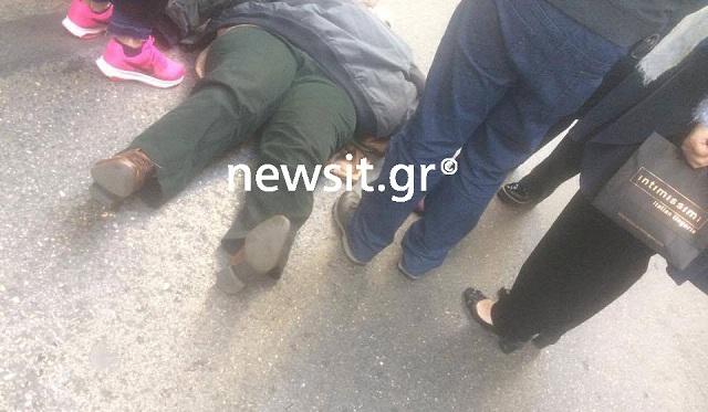 Αυτοκίνητο παρέσυρε την Αννα Παναγιωταρέα έξω από το ΥΠΟΙΚ