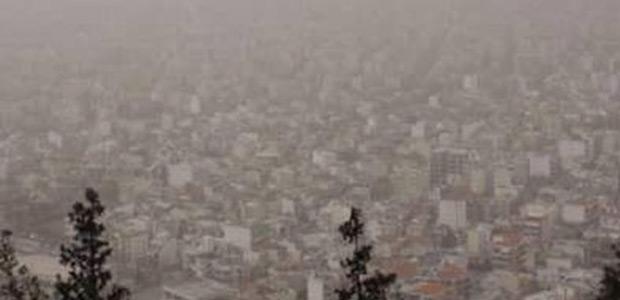 Μόνιμος «κάτοικος» η αιθαλομίχλη στο Βόλο