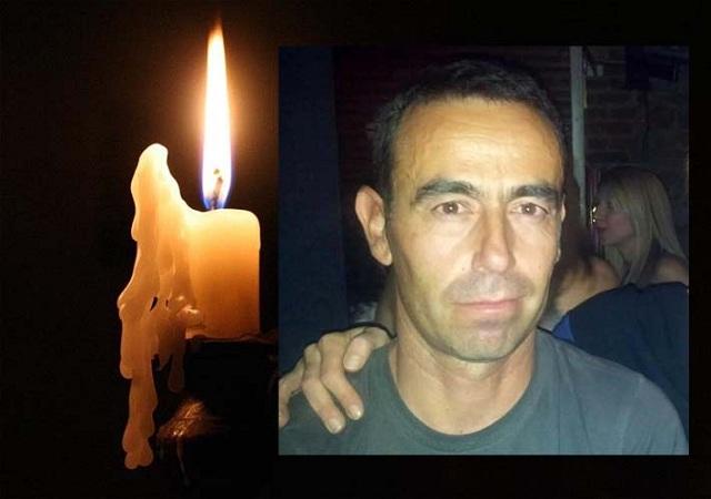 Θρήνος στη Λάρισα για τον 40χρονο Λάζαρο