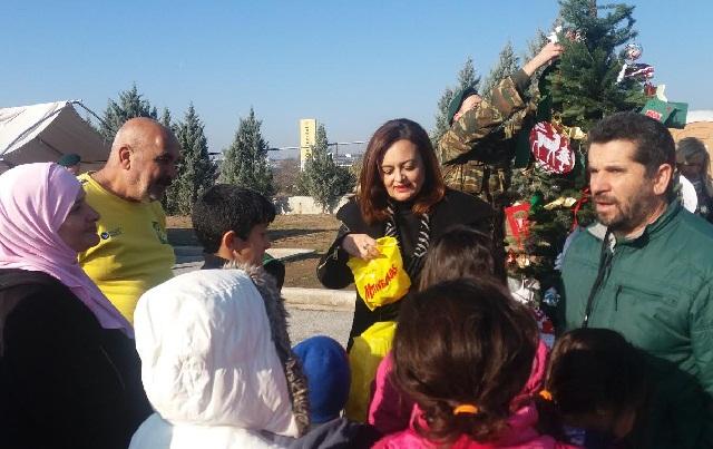 Μοίρασε δώρα και χαμόγελα ο Δήμος Βόλου