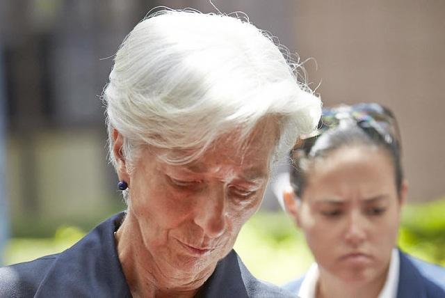 Καταδικάστηκε για αμέλεια η Λαγκάρντ στη δίκη για την υπόθεση Ταπί