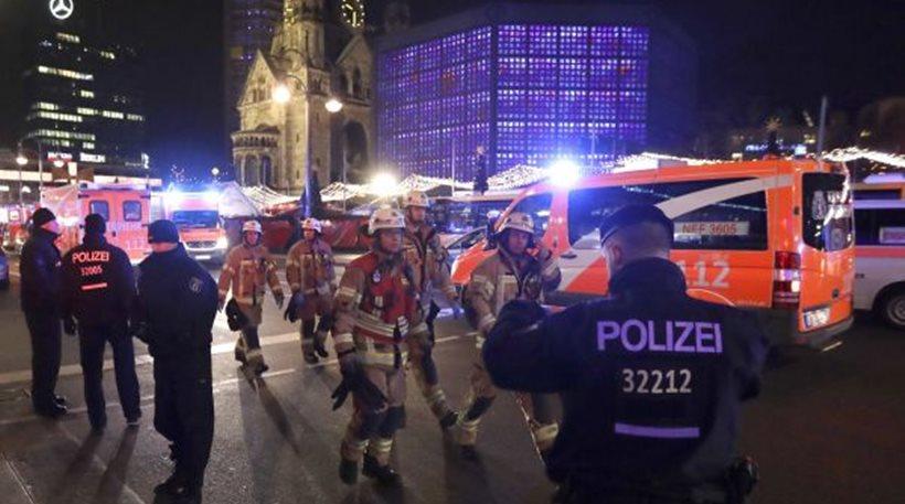 Αστυνομοκρατούμενη πόλη το Βερολίνο. Ενισχύονται τα μέτρα ασφαλείας